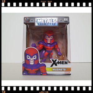 M140~Marvel~X-Men~Magneto~Metals~Die~Cast~